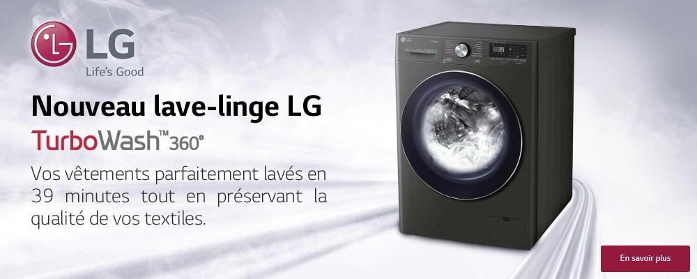 Nouveauté LG