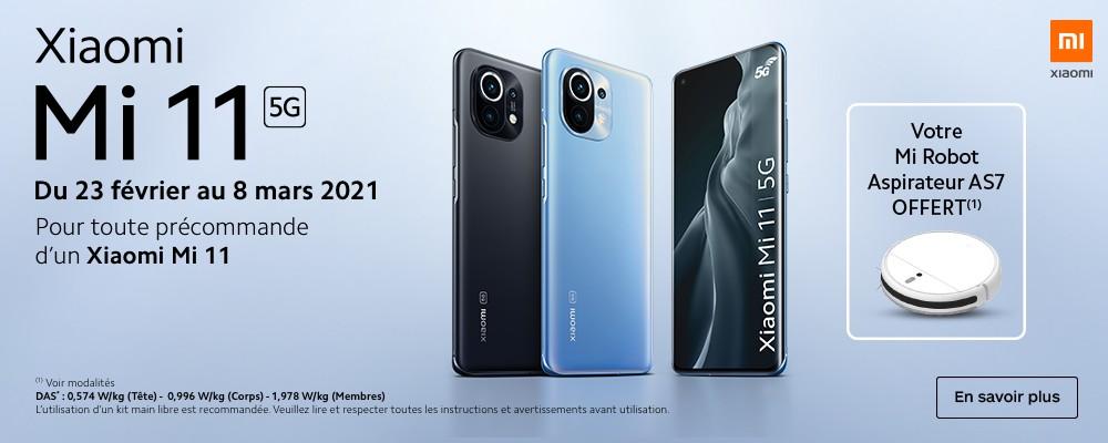 Précommande Xiaomi
