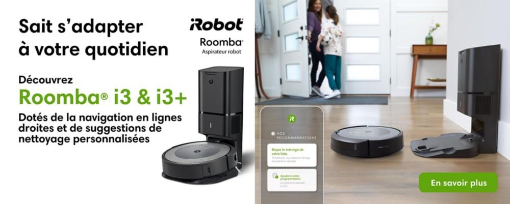 Nouveauté iRobot