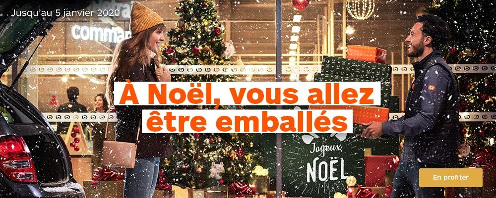 Préparez Noël !