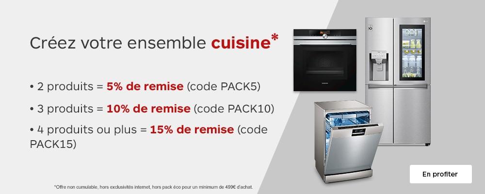 Offre cuisine