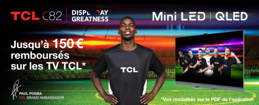 Offre TV TCL