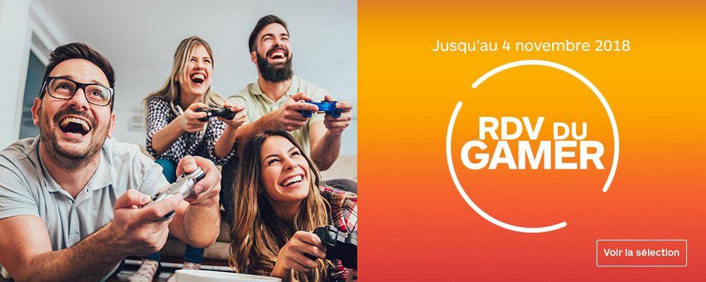 RDV du gamer