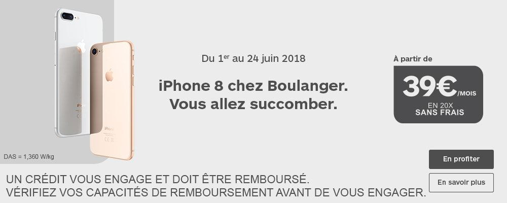 Offre Apple Iphone
