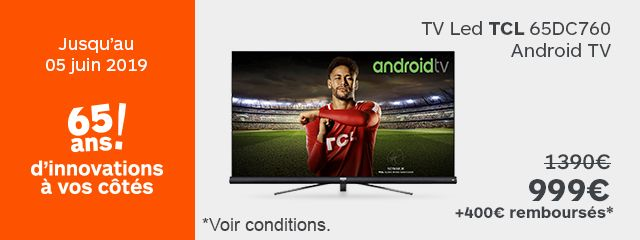 Offre TV TCL
