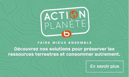 Découvrez nos solutions pour préserver la planète