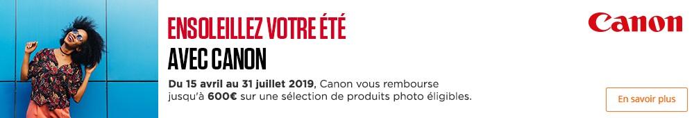 Offre Canon