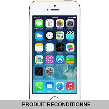 Apple IPhone 5S 64 Go Or Reconditionne