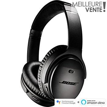Bose Qc35 Ii Noir Casque Audio Boulanger