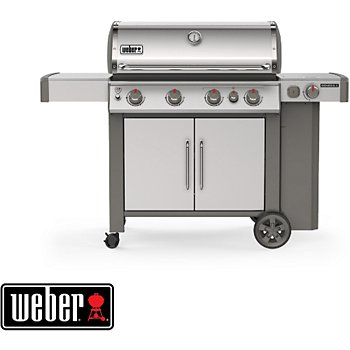 Barbecue Gaz Weber Genesis Ii S 435 Gbs Inox