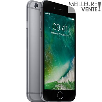 a672025de2b987 Apple iPhone 6s Gris Sideral 32GO Smartphone   Boulanger