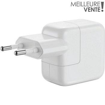 Acheter chargeur secteur USB tablette iPad. Neuf 12w. d