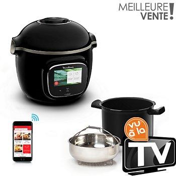 Cookeo Touch Wifi Moulinex Livraison Offerte Boulanger