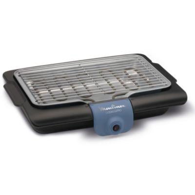 Moulinex Accessimo Blue Salt Table Bg134812 Barbecue Electrique