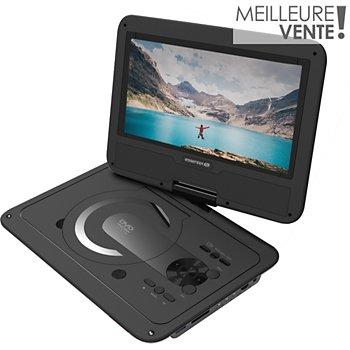 Lecteur Dvd Portable Essentielb Mobili Ten Support Voiture