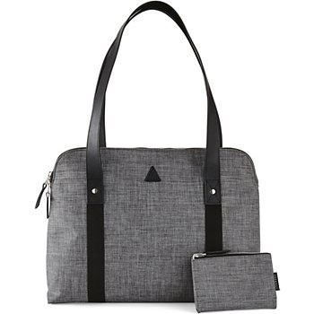 d282343635 Adeqwat 15.6'' Lady Bag gris Sacoche - Etui - Housse PC | Boulanger