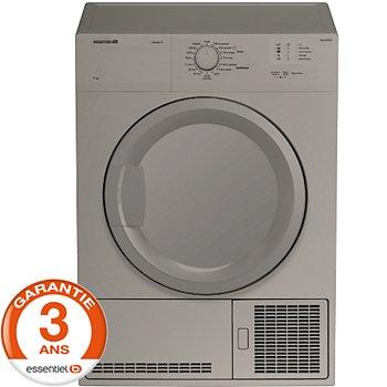 essentielb escl8dd1s sèche-linge à condensation | boulanger
