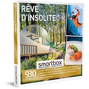 Coffret Cadeau Smartbox Rêve Dinsolite
