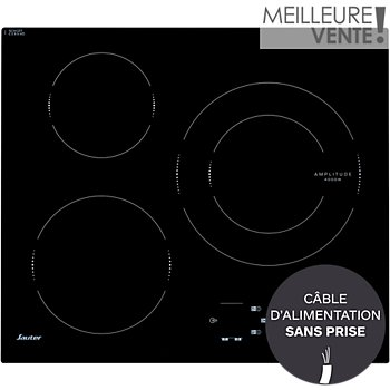 Sauter Ex Spi4366b Plaque Induction Boulanger