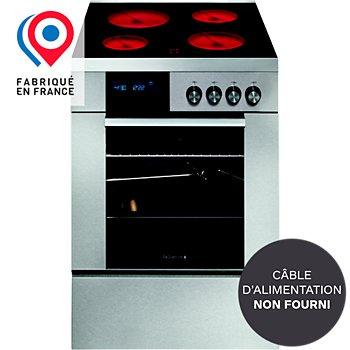 Cuisinière Vitrocéramique De Dietrich Dcv1568x