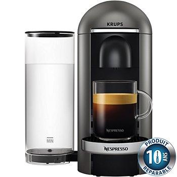 Krups YY2778FD Vertuo Titane Nespresso   Boulanger 7db1f6d467ef