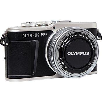 Appareil Photo Hybride Olympus Pen E Pl9 Noir Ez M14 42mm Ez Silver