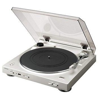 Platine Vinyle Denon Dp 200usb Silver