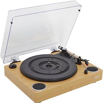 Platine Vinyle Jam Sound Bambou