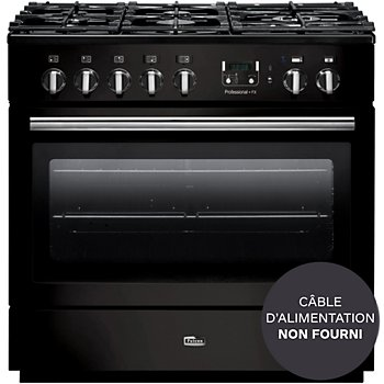 magasin en ligne ea620 db1eb Piano de cuisson mixte Falcon PROFESSIONAL+90 FX MIXT NOIR BRILLANT