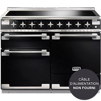 Falcon Elise 110 Induc Noir Brillant Piano De Cuisson Boulanger