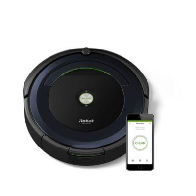 Irobot Roomba 695 - Aspirateur Robot   Boulanger
