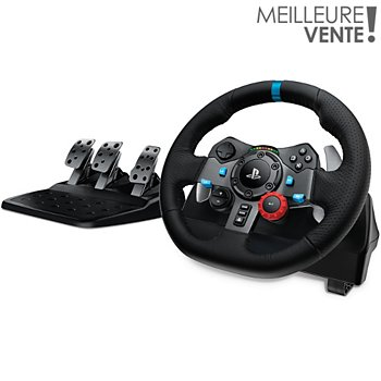 hot new products los angeles high quality Volant + Pédalier Logitech G29 Driving Force PS4/PS3/PC