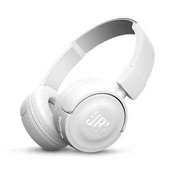 Jbl T450 Bt Blanc Casque Bluetooth Boulanger