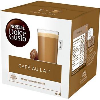 Lait Nestle Capsules Café Nescafé Au Dolce Gusto bY7f6gy