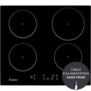 meilleures baskets ef3e4 a491f Table induction Candy CI640CB
