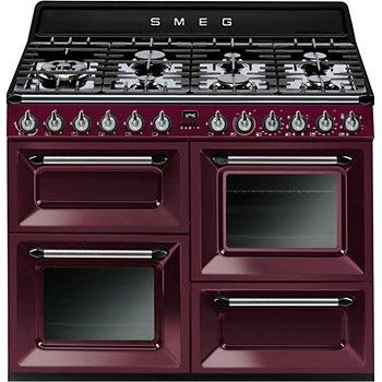 magasin en ligne 90a44 87962 Piano de cuisson mixte Smeg TR4110RW1