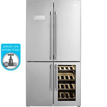 Distributeur d'eau de réfrigérateur brancher