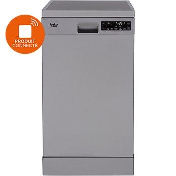 Beko Dfs28120s Lave Vaisselle 45 Cm Boulanger