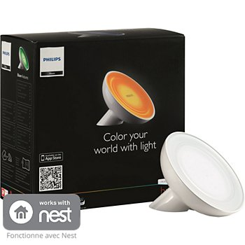 Philips Hue Livingcolors Bloom Lampe Connectee Boulanger