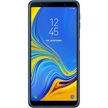 Samsung Galaxy A7 Bleu Smartphone