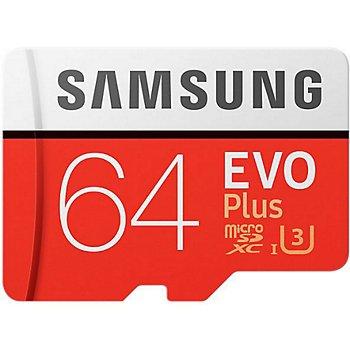 Carte Sd Boulanger.Samsung 64go Evo Plus Adaptateur Carte Memoire Boulanger