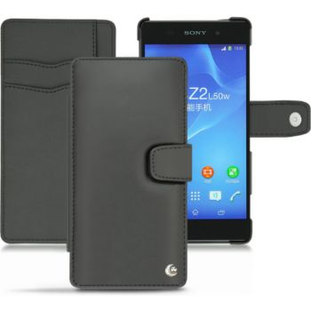 Noreve cuir Sony Xperia M2