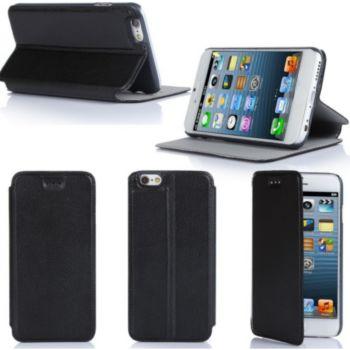 Xeptio Apple iPhone 6 / 6S 4.7 noir