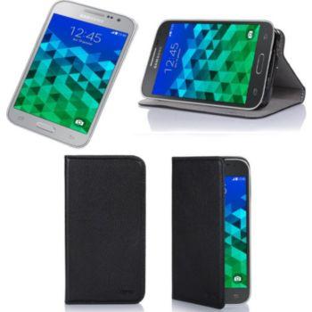 Xeptio Samsung Galaxy Core Prime 4G noir