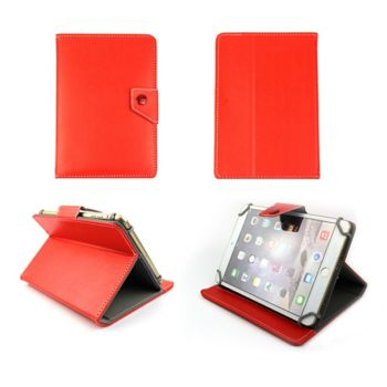 Xeptio Universelle tablette 10 pouces rouge