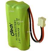 Batterie téléphone résidentiel Otech pour BINATONE BIG BUTTON COMBO