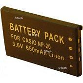 Batterie appareil photo Otech pour CASIO EXILIM EX-23