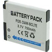 Batterie appareil photo Otech pour PANASONIC LUMIX DMC-SZ10