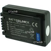 Batterie camescope Otech pour PANASONIC HC-V160