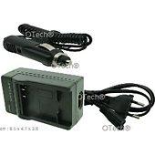 Chargeur camescope Otech pour PANASONIC DMW-BCE10E